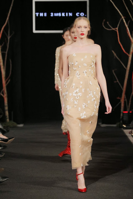 The 2nd Skin Co. Fall 2014 Mercedes-Benz Fashion Week Madrid