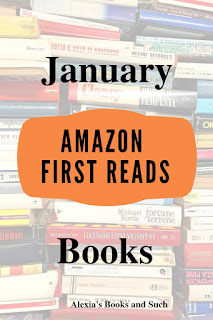 Amazon First Reads for January 2019:  Killer Collective by Barry Eisler, Forgotten Hours by Katrin Schumann, Snow Gypsy by Lindsay Jayne Ashford, Blood for Blood by Victoria Selman, Smoke & Summons by Charlie N Holmberg, and Rock Needs River by Vanessa McGrady