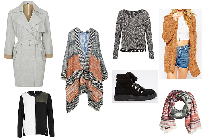 Autumn Clothing Wishlist
