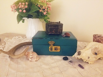 Magical Finds from My Grandmother's: Charging Chests