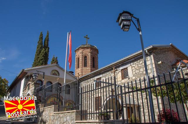 Света Богородица Каменско - Охрид (Успение на Пресвета Богородица)