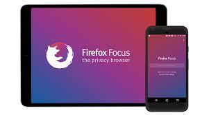تحميل متصفح Firefox Focus لهواتف الأيفون والاندرويد أخر اصدار 2017
