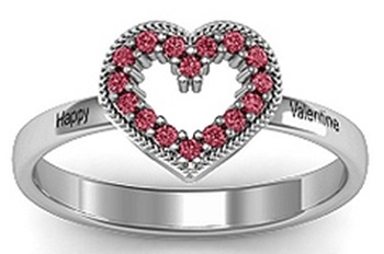 Valentine Day Ring