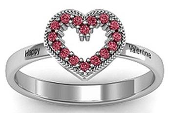 Valentine Day Ring