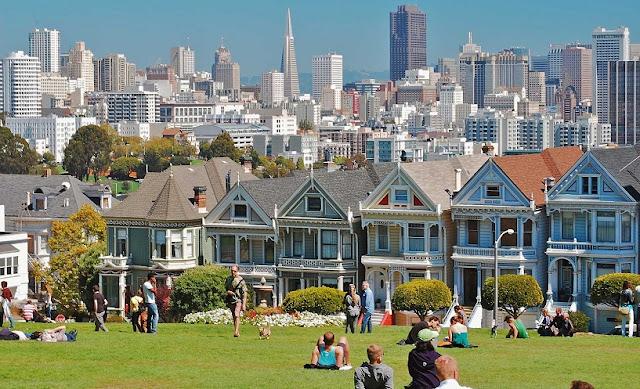 Sexto dia de um roteiro de 6 dias de viagem em San Francisco