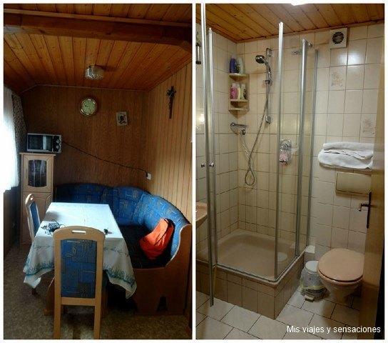 apartamento en la Selva Negra, Gengebach, Alemania