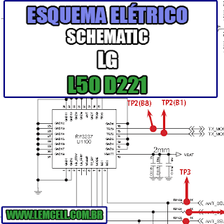 Esquema Eletrico Celular Smartphone LG L50 D221 Manual de Serviço  Service Manual schematic Diagram Cell Phone Smartphone Celular LG L50 D221     Esquematico Smartphone Celular LG L50 D221