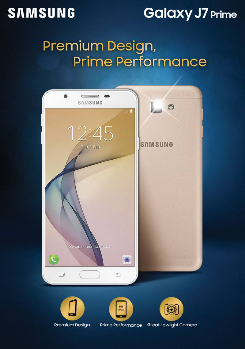 Samsung Galaxy J7 Prime Pre Order In The Philippines Announced!