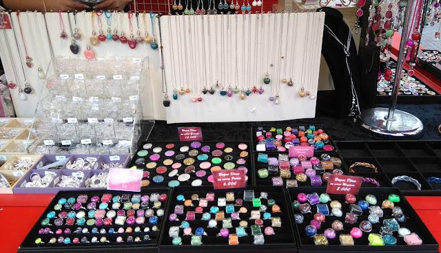 marche de noel, perles, bijoux, perle des loisirs, nantes, place royale, bullelodie