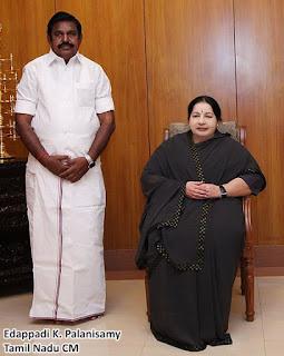 Palanisamy Tamil Nadu CM, Palaniswamy, About Palanisamy