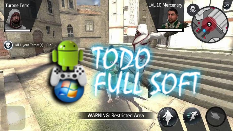 Descarga el juego Assassin's Creed Identity Full Apk v2.8.2 (Mod)