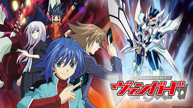 Cardfight Vanguard Sub Indo