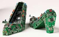 manualidades con chatarra electronica
