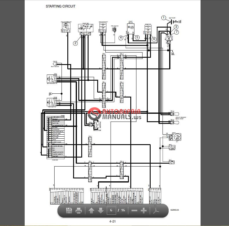 Free Auto Repair Manual : Hyundai Heavy Equipment 2014
