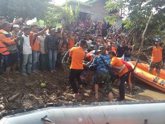 Salah Satu Korban Perahu Tenggelam Telah Ditemukan