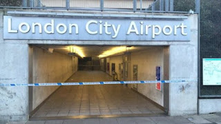 London City Airport Closed After Second World War Bomb Discovered