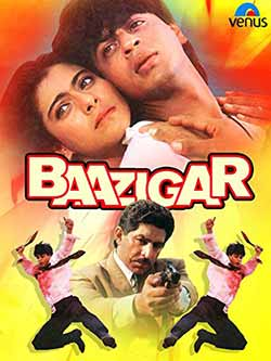 Baazigar 1993 Hindi Full Movie HDTV Rip 720p 1.2GB