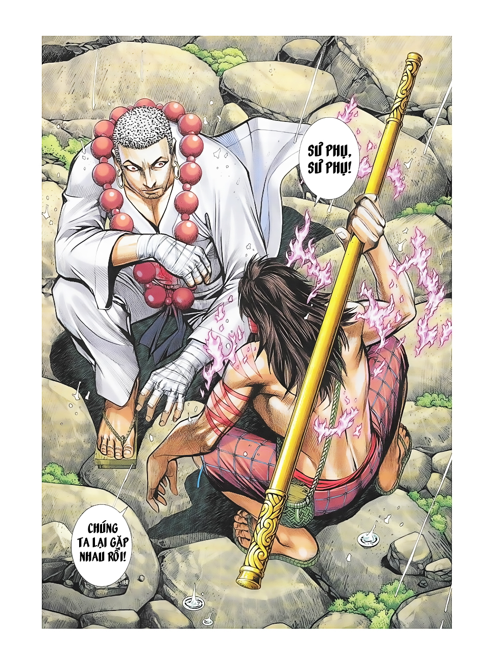 Tây Du Comic Comic