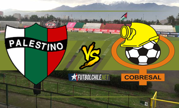 Palestino vs Cobresal