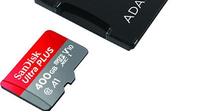 Η νέα 400GB microSD της SanDisk είναι το όνειρο που έγινε πραγματικότητα