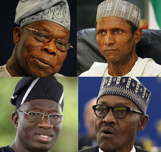 Obasanjo, Yar'Adua, Jonathan, Buhari are accidental leaders' - Former House of reps speaker, Na'Abba
