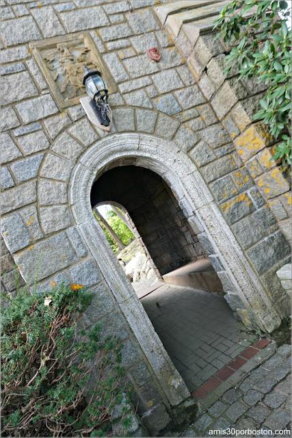 Torre de la Campana del Castillo Hammond, Gloucester