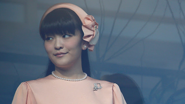 Una princesa japonesa renunciará a su título para casarse con un plebeyo