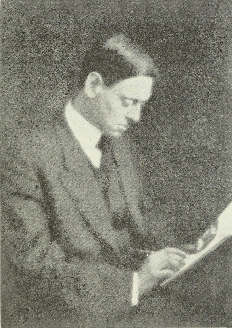 George Allan England, author, c. 1913