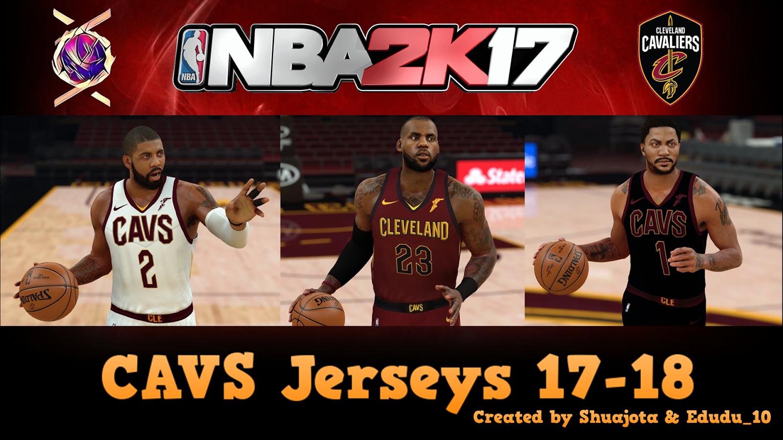 brand new 08ec4 b697c Shuajota | Your Videogame to the Next Level: NBA 2K17 ...