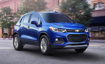 Chevrolet Debuts the 2017 Chevrolet Trax