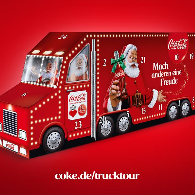 coca cola weihnachtstour 2015 wir verlosen 2 adventskalender weihnachtstrucks. Black Bedroom Furniture Sets. Home Design Ideas