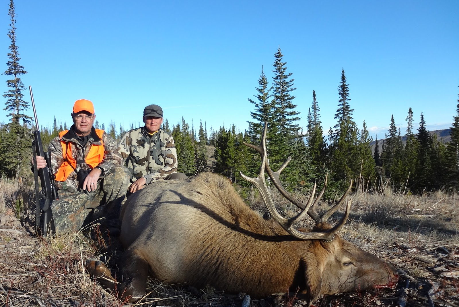 Jay Scott Outdoors: Buffalo Creek Ranch Elk Hunting in Colorado