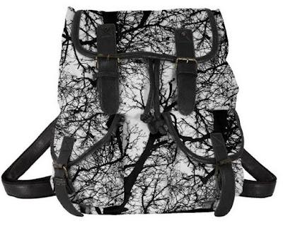 Plecak przyroda las