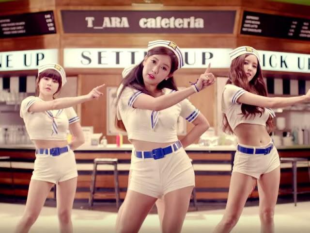 T-ara So Crazy