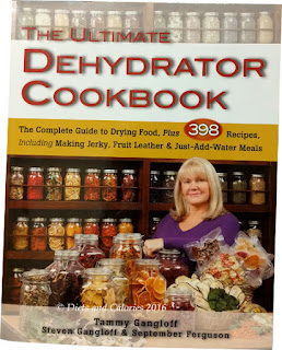 The ultimate dehydrator cookbook tammy gangloff