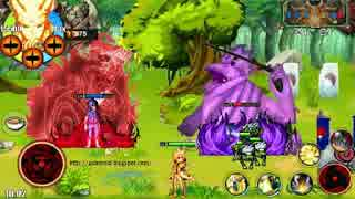 Kumpulan Games Naruto Senki Mod Apk Full Version