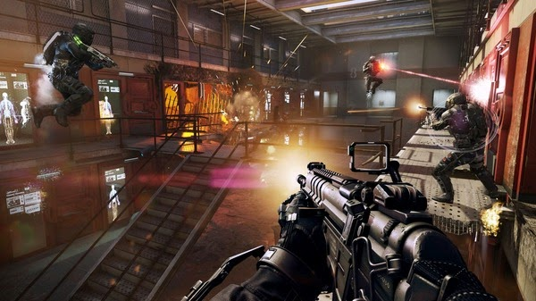 Screenshots Call of Duty Advanced Warfare PS3