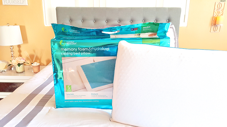 Give the Gift of a Good Night's Sleep with Comfort Revolution Cooling Gel Pillows!