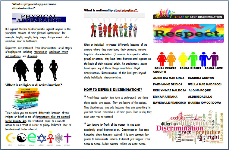 hayzkul lyf  discrimination brochure 2