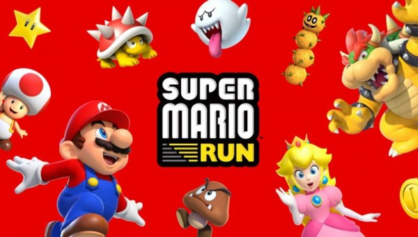 Super Mario Run للأندرويد