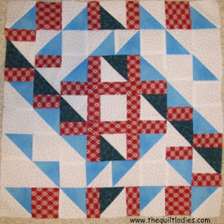 May Quilt Pattern Block of the MONTH