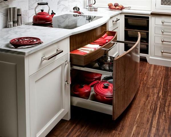 idées de rangement pour petite cuisine