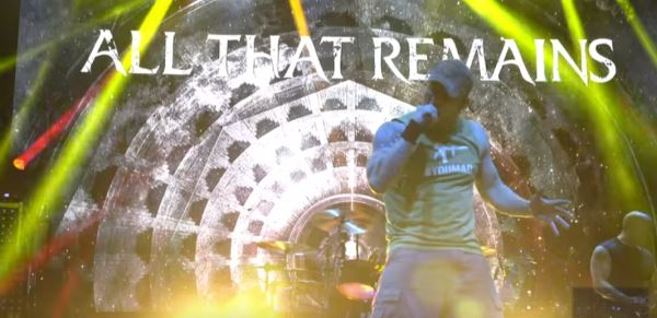 "ALL THAT REMAINS: Πρεμιέρα για το video του ""Victory Lap"""