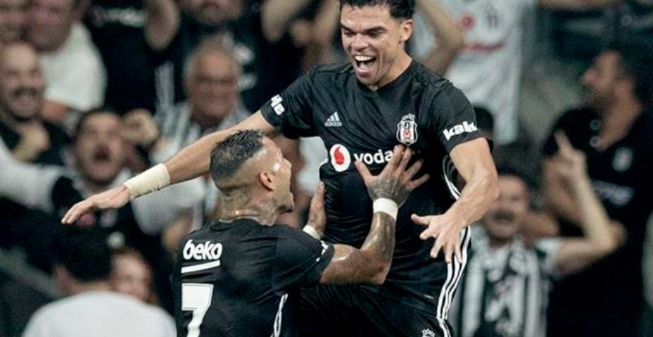 O atual momento desportivo do Besiktas não é o melhor. Este domingo o  jornal Marca 2913d95f80906