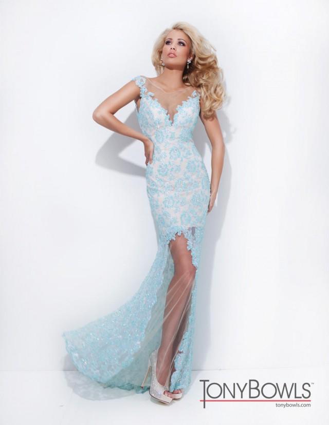 Increíbles vestidos de moda | Colección para Cóctel Tony Bowls