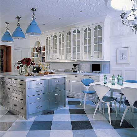 light blue kitchen accessories sense and simplicity 17 ways to add colour to a white kitchen 6958