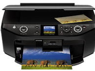 Epson Stylus Photo RX595 Driver Download - Windows, Mac