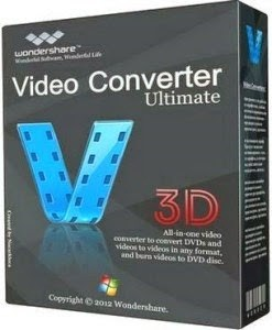 Wondershare Video Converter Ultimate 8.2.0 Serial Key 2015 [Latest]
