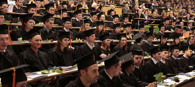 Brainwashed graduates of Maastricht University