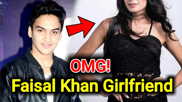 Faisal Khan in a relationship with model Muskaan Kataria